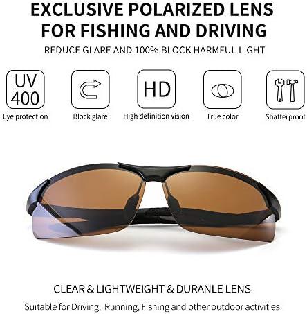 Adult Sunglasses Unisex High Quality Sports Frame Grey Lens UV400 CL058