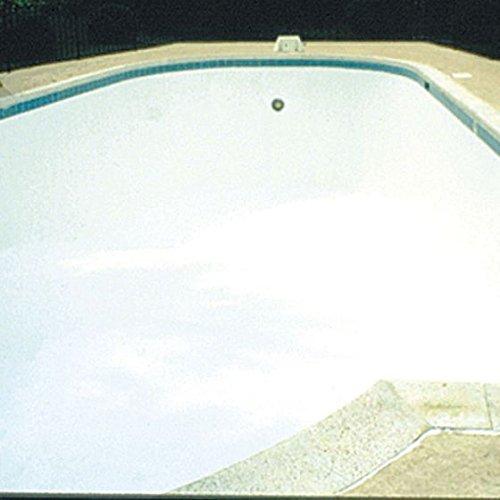 Olympic Zeron One-Coat Epoxy Swimming Pool Paint - 6 Pack White ()