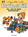 Boule et Bill, tome 37 : Bill est un gros rapporteur ! par Jean Roba