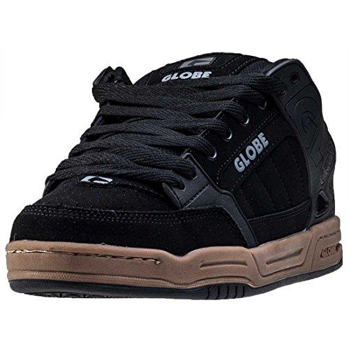 Globe Tilt, Sneaker Uomo Black / Gum