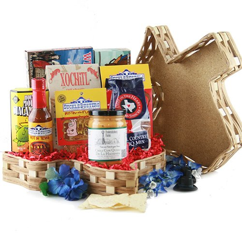 Tastes of Texas - Texas Gift Basket