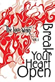 img - for The Love Story Journal: Break Your Heart Open: The Art of Transformation (Volume) book / textbook / text book