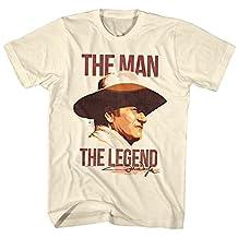 John Wayne - Mens Man/Legend T-Shirt
