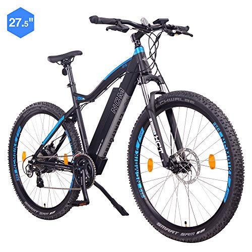 🥇 NCM Moscow Bicicleta eléctrica de montaña