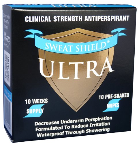 Sweat Shield Ultra Antiperspirant Clinical product image