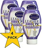 Leather CPR Cleaner & Conditioner, 18 oz-4 Pack, Bring Leather Back to Life! Best Leather Cleaner & Conditioner on the Market. Only Leather Cleaner & Conditioner that is Dermatologist Tested. USA Made