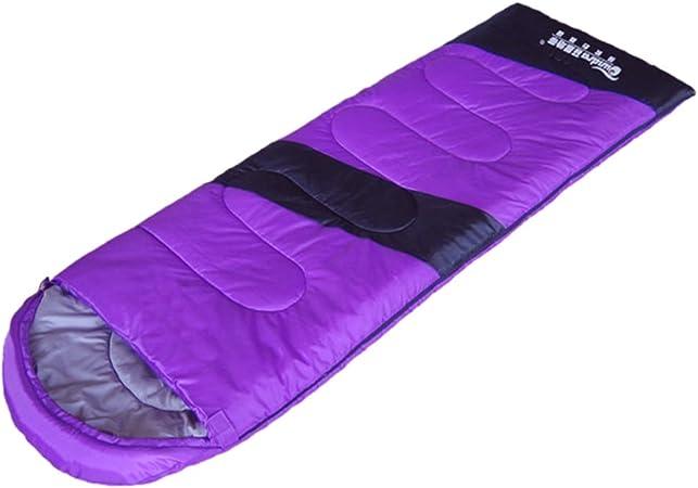 CUI XIA UK Sleeping bag Bolsa de Dormir para Adultos Al Aire ...