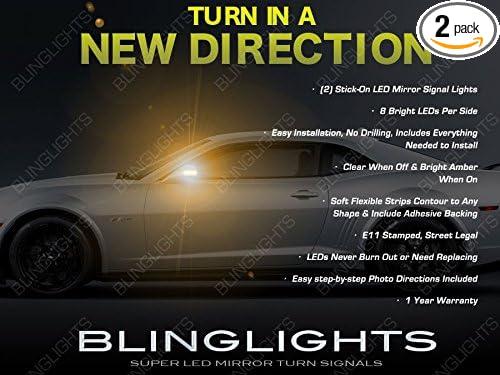 Amazon Blinglights Compatible Chevrolet Camaro Led Mirror Add