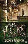 Les Salauds Gentilshommes, tome 1 : Les mensonges de Locke Lamora par Lynch