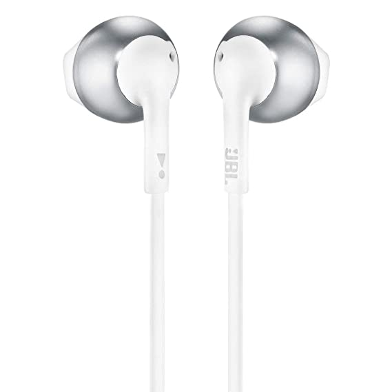 Amazon.com: JBL T205BT Wireless in-Ear Headphones with Three-Button Remote and Microphone (Champagne Gold): Home Audio & Theater