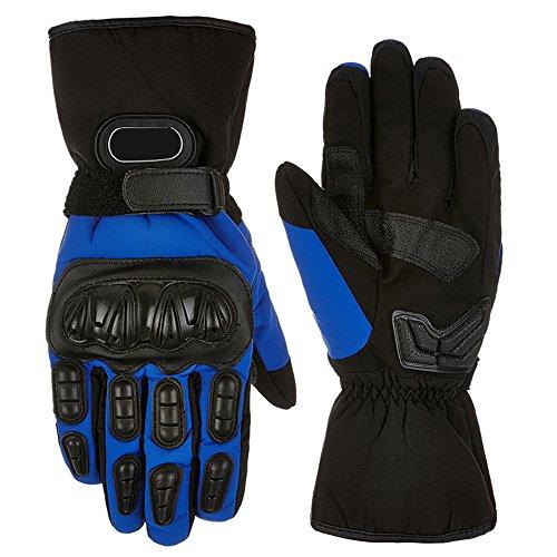 TINTON LIFE Waterproof Full Finger Gloves Protective Motorcycle Gloves Motorbike Gloves