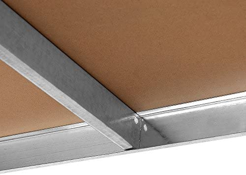 T-LoVendo TC90X45 Estantería Metálica Galvanizada de 5 Baldas, 180 x 90 x 40cm: Amazon.es: Bricolaje y herramientas