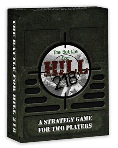 Entrega directa y rápida de fábrica The Battle for Hill 218 by Your Move Juegos Juegos Juegos  nuevo estilo