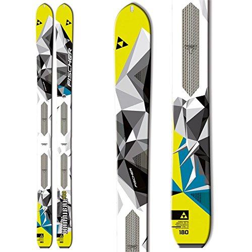 Fischer Hannibal 100 Skis - 170cm - One Color - Fischer Carbon Skis