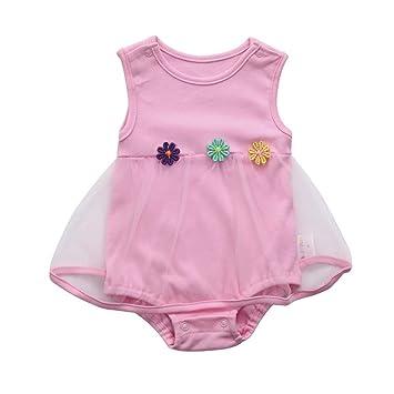 Mono Bebé Vestido de Princesa bebé Tutu Faldas de cumpleaños ...