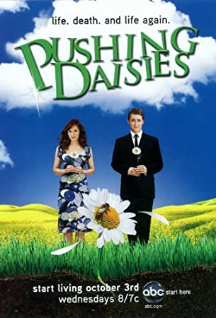 Amazon.com: Pop Culture Graphics Pushing Daisies Poster TV 11x17 Lee Pace  Anna Friel Chi McBride Jim Dale: Prints: Posters & Prints