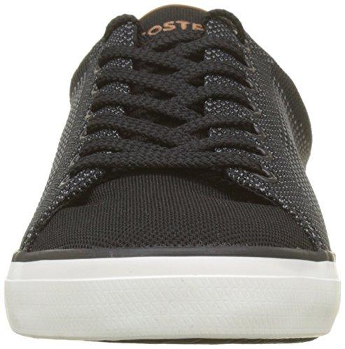 Blk Lerond Lacoste 318 1 Tan Nero 315 Sneaker Uomo Cam RB0wdq0