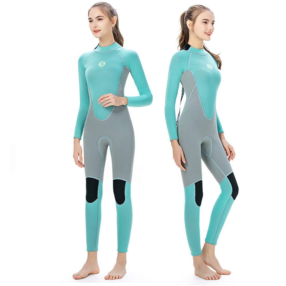 売り切れ必至! 3mm 3mm ネオプレン女性暖かいウェットスーツ水泳ウィンドサーフィンシュノーケリングスピアフィッシングスキューバスーパー薄い柔らかい快適なダイビングスーツ,S B07NY89R16 B07NY89R16 X-Large X-Large X-Large, LAPIA:5026d13a --- arianechie.dominiotemporario.com