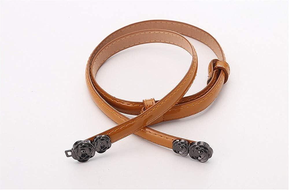 LadyS Belt Mixed With Fashion Decorative LadyS Rose Belt Belts