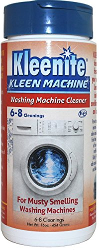 Kleenite Kleen Machine Washing Machine Cleaner, 16 oz.