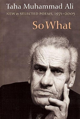 So What Selected Poems 1971 2005 product image