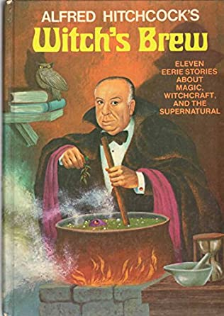 book cover of Alfred Hitchcock\'s Witch\'s Brew