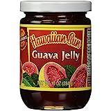 Hawaiian Sun Guava Jelly (Made in Hawaii) 10 Oz