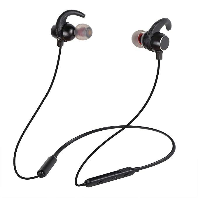 Odessa X7 - Auriculares deportivos con Bluetooth (impermeables ...