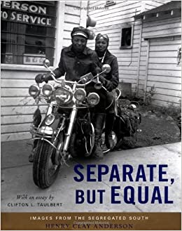 the segregation for separate but equal essay Plessy addressed the state laws setting up racial segregation in the south and gave a  plessy v ferguson  offices under the tenet of separate but equal.