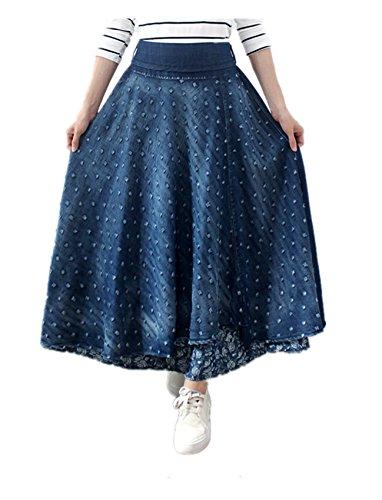 Skirt BL Womens Elegant Casual
