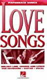 Love Songs, Hal Leonard Corp., 0634012274