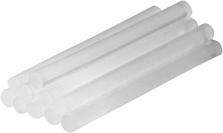 Silverline 698462 Barras termofusibles, 50 pzas 100 x 11,2 mm