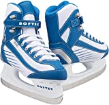 Jackson Ultima Softec Sport ST6100 Blue Ice Skates for Women, Size: Adult 10