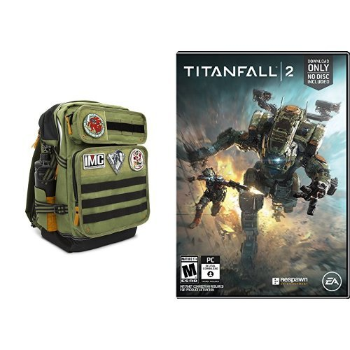 Titanfall 2 Officially Licensed OGIO Backpack + Game - PC