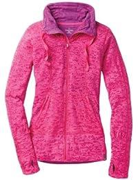Womens Moving Comfort Flow Burnout Jacket