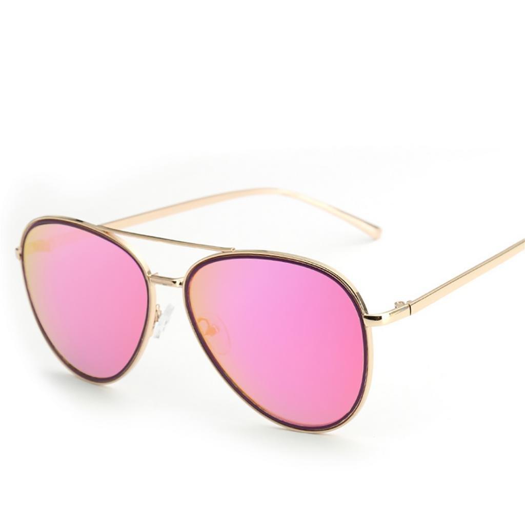 RUIN-Metallo occhiali occhiali da sole per uomini e donne sotto UV , 2