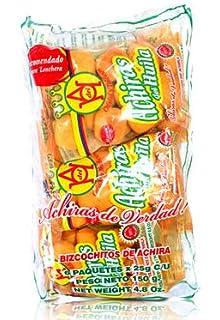 Achiras del Huila (6 Pack of 25 gr each, 150 gr.)