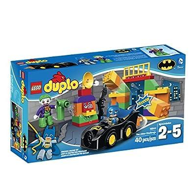 LEGO DUPLO Super Heroes The Joker Challenge 10544 Building Toy
