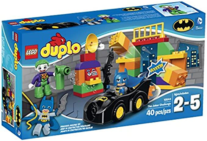 LEGO Duplo 10544 Super Heroes The Joker Challenge