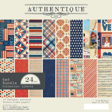 Authentique Paper''Liberty'' 6x6 Paper Pad by Authentique Paper (Image #9)