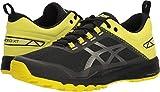 ASICS Mens Gecko XT Sneaker, Black/Carbon/Sulphur Spring, Size 11 Review