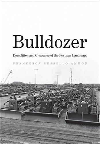 Bulldozer Demolition Clearance Postwar Landscape ebook product image