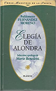 Book Elegía de Alondra: Poemas inéditos (Spanish Edition)