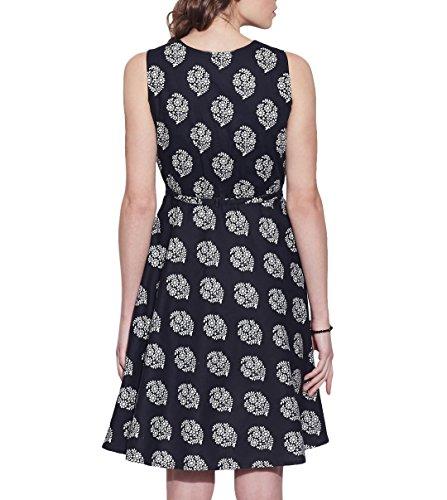 Vêtements pour femmes Robe en coton imprimé, lavable en machine, W-CPD32-1609, Taille-32 pouces