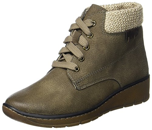 JANA 25209 - Olive (Green) Womens Boots