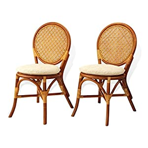 51uwuxr1BzL._SS300_ Wicker Dining Chairs & Rattan Dining Chairs