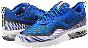 Nike NIKE AIR MAX SEQUENT 4.5 SE, Men's Shoes, Blue (Racer