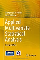 Applied Multivariate Statistical Analysis, 4th Edition