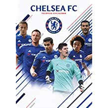 Official Chelsea 2016 A3 Wall Calendar