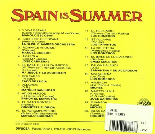 - Spain Is Summer - Amazon.com Music